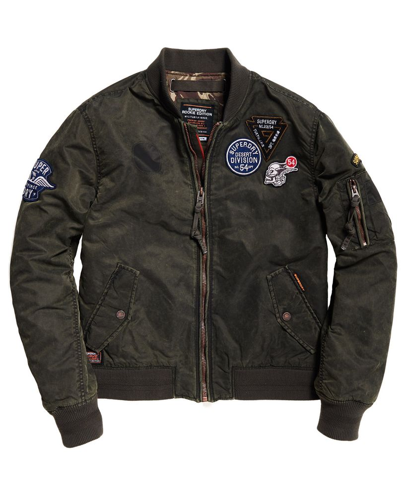 chaqueta para issue hombre flight superdry limited bomber jLUzMGqSVp