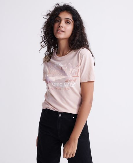 camiseta-para-mujer-real-originals-bonded-satin-entry-tee-superdry