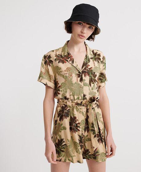 Camisa-Para-Mujer-Superdry