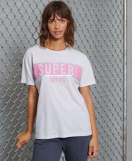 Camiseta--Para-Mujer-Sdry-Panel-Tee-Superdry