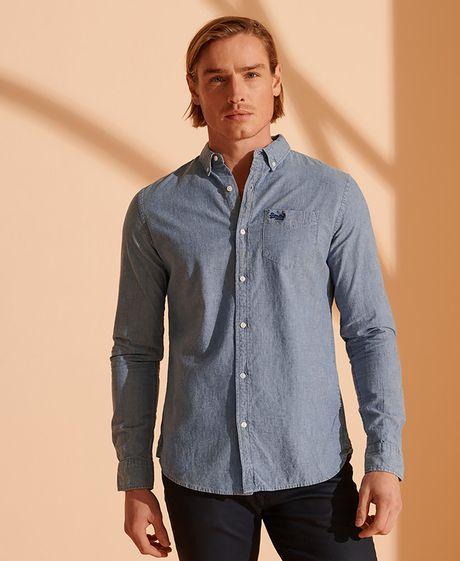 Camisa--Para-Hombre-Classic-University-Oxford-Superdry