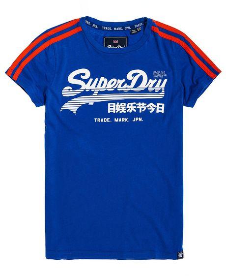 Camiseta-Para-Mujer-Vintage-Logo-Linear-Sport-Entry-Tee-Sry-Superdry