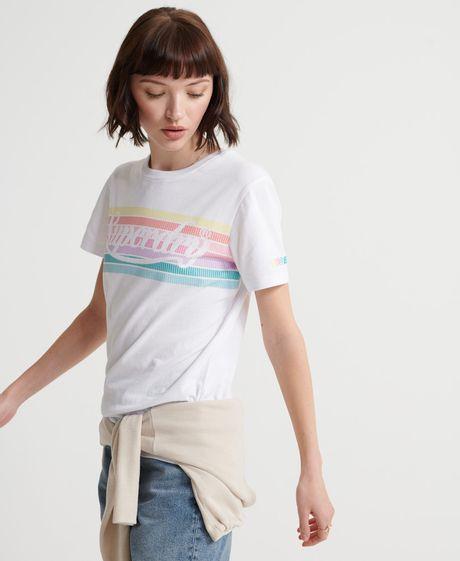 Camiseta-Para-Mujer-Pl-Rainbow-Entry-Tee-Sry-Superdry