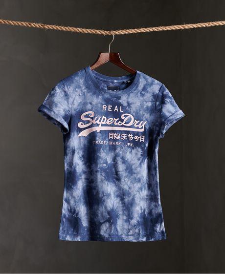 Camiseta-Para-Mujer-Vl-Tie-Dye-Entry-Tee-Sry-Superdry