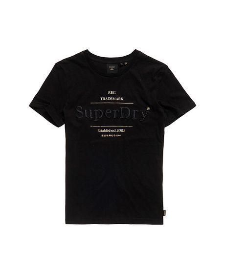 Camiseta-Para-Mujer-Established-Tee-Sry-Superdry