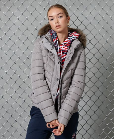Chaqueta-Padded-Para-Mujer-Luxe-Fuji-Padded-Jacket-Sry-Superdry