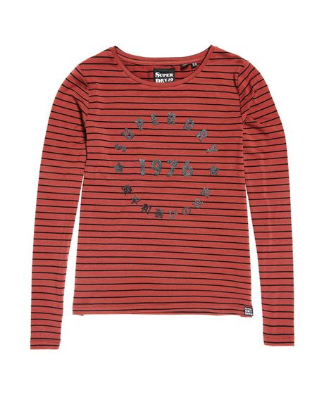 Camiseta-Para-Hombre-Adelina-Graphic-Top-Sry---Superdry