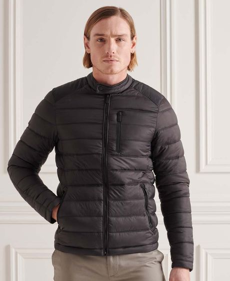 Chaqueta-Padded-Para-Hombre-Commuter-Quilted-Biker-Superdry