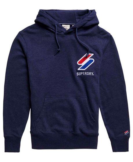 Buzo-Hoodie-Cerrado-Para-Hombre-Sportstyle-Applique-Hood-Superdry