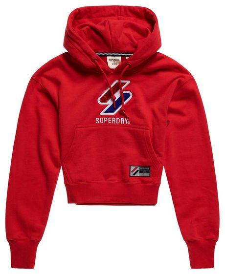 Buzo-Hoodie-Cerrado-Para-Mujer-Sportstyle-Classic-Boxy-Hood-Superdry