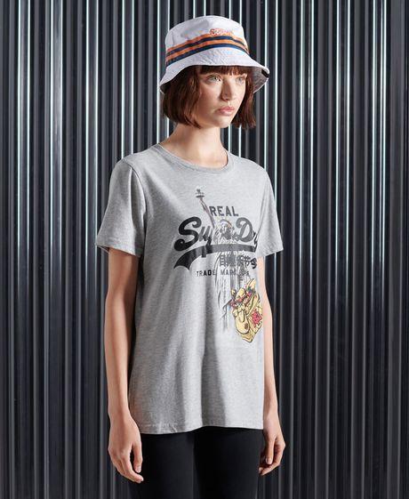 Camiseta-Para-Mujer-Vl-Nyc-Photo-Tee-Superdry