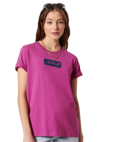 Camiseta-Para-Mujer-Cl-Workwear-Tee-Superdry