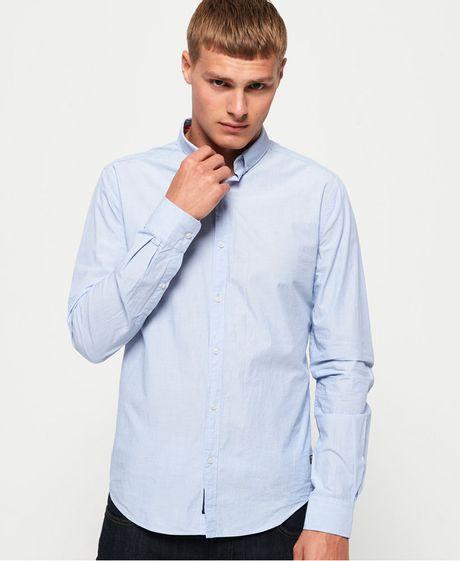 Camisa-Para-Hombre-International-Poplin-L-S-Shirt-Superdry