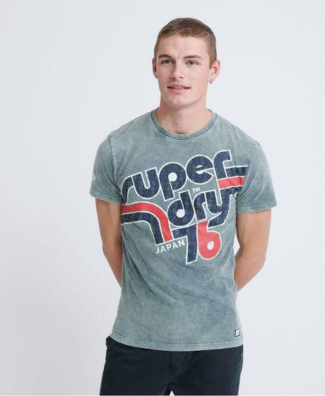 Camiseta-Para-Hombre-Retro-Classic-Tee-Superdry