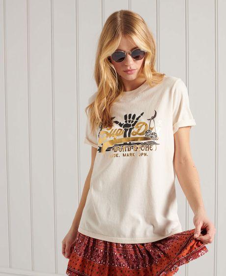 Camiseta-Para-Mujer-Vl-Itago-Tee-Superdry