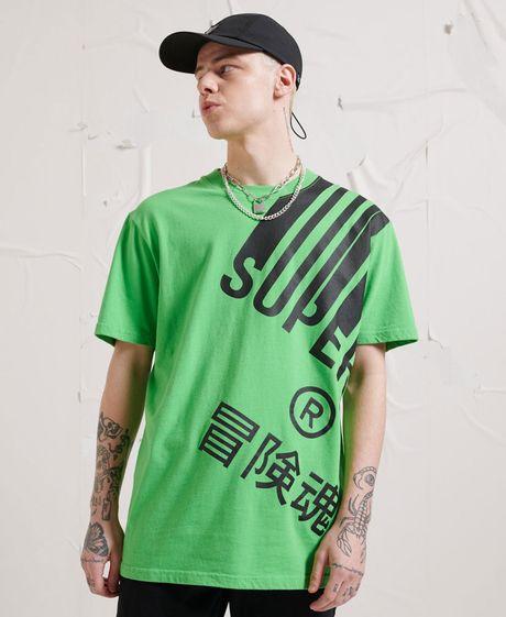 Camiseta-Para-Hombre-Energy-Barcode-Tee-Superdry