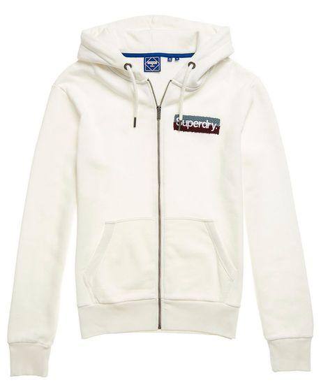 Buzo-Hoodie-Abierto-Para-Hombre-Cl-Workwear-Zip-Hood-Superdry