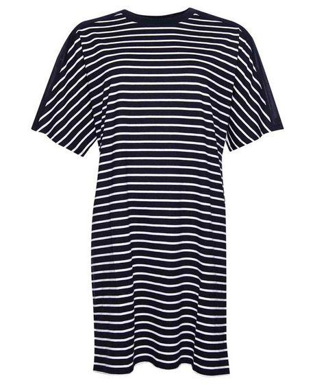 Vestido-Corto-Para-Mujer-Cotton-Modal-Tshirt-Dress-Superdry
