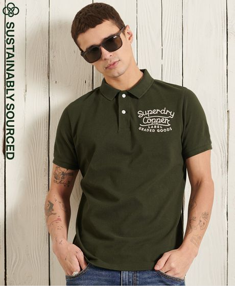 Polo-Para-Hombre-Superstate-Superdry
