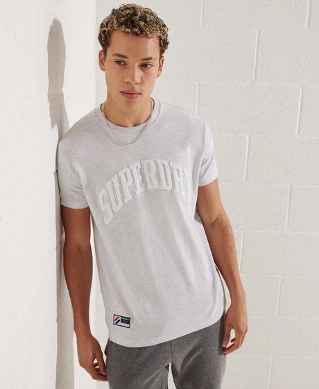 Camiseta-Para-Hombre-Varsity-Arch-Mono-Tee-Superdry