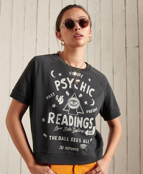 Camiseta-Para-Mujer-Workwear-Cropped-Sweat-Crew-Superdry