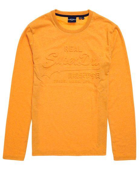 Camiseta-Para-Hombre-Vl-Emboss-Ls-Top-Superdry