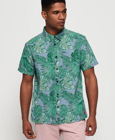 Camisa-Para-Hombre-Seattle-Skate-Shirt-Superdry