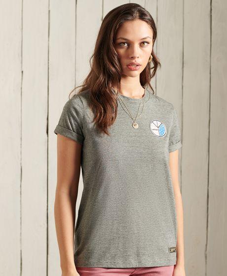 Camiseta-Para-Mujer-Military-Narrative-Tee-Superdry