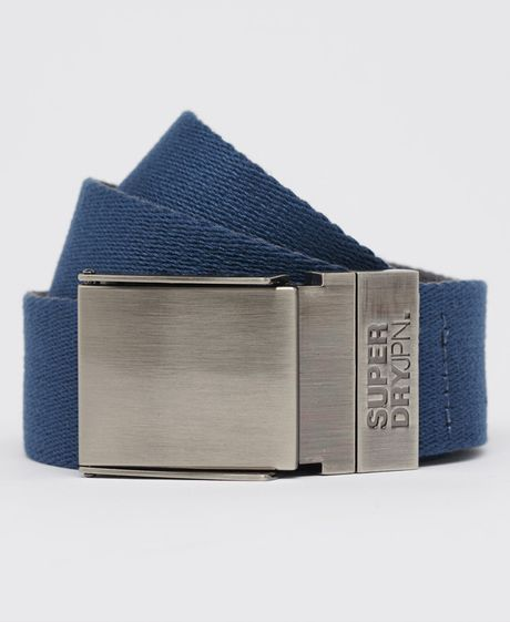 Cinturon-Para-Hombre-Reversible-Canvas-Belt-Superdry